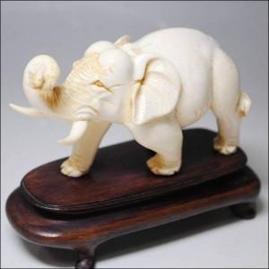 出張買取り 世田谷区 下北沢 象牙の象