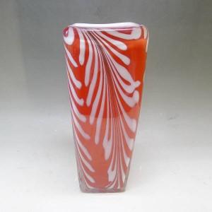 ガラス工花瓶