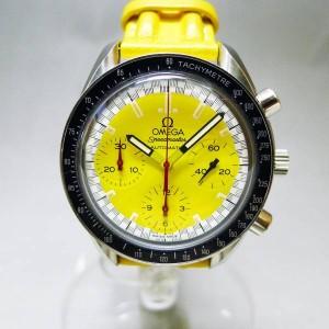 オメガ スピードマスター シューマッハ 黄 3510.12 ATの写真