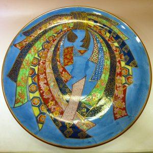 伊万里焼 大皿 飾皿