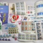 未使用 普通切手 記念切手 シート バラ