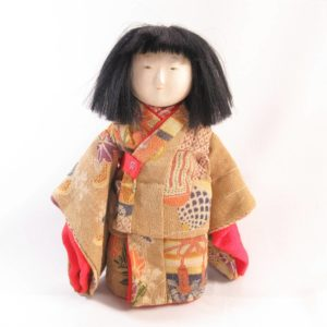 買取 市松人形 日本人形