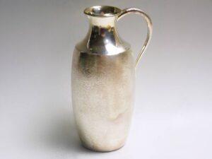 純銀製 御銚子 酒器 徳利 共箱 重:139g1200×900