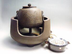 茶釜 風呂