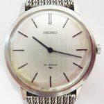 SEIKO セイコー 2220-0180 シャリオ 手巻き 腕時計 時計